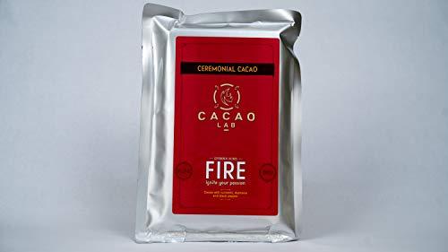 Cacao Lab - Cacao Ceremonial para rituales, ceremionias y prácticas (Fuego 1 kg)…