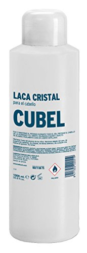 Nelly Laca Cristal - 12 Recipientes de 1000 ml - Total: 12000 ml