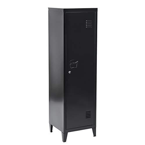 HouseinBox 3-in-1 Lockable Storage 3 Shelves Cabinet Home Office Filing Organier Kids Toy Gym Room Locker Keeper Legs Detachable …
