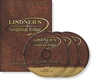 Lindner's Angling Edge Classic Series Volume 2 DVD