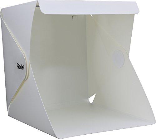 Rollei Listelli Leuminosi LED - Light Box Mini 24x24 cm,...