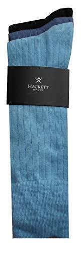Hackett London Herren Socken, 3er-Pack, Größe 39-45 Gr. Einheitsgröße, Mehrfarbig 2