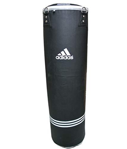 adidas Pro Safety - Saco de boxeo (120 x 35 cm, poliuretano, 24 kg), color negro