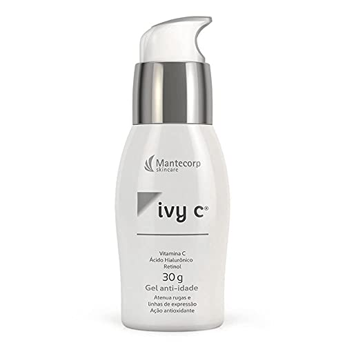 Gel Anti-Idade Facial 30g, Ivy C