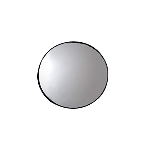 PRETTYEST Miroir Maquillage Miroir Cosmétique Éclairé avec Ventouse Rotation à 360° pour Maquillage, Rasage, Épilation, Maison ou Voyage,Multicolore