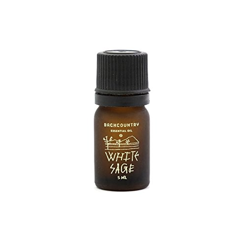 Aceite esencial de salvia blanca de California, 5 ml, 100 % puro...