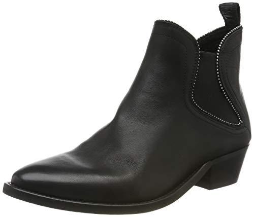 Replay Damen Alles Biker Boots, Schwarz (Black 3), 40 EU
