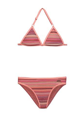 Protest Mädchen Triangel-Bikini Esmee JR Coral Blaze 176