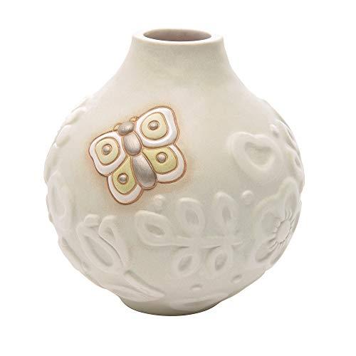 THUN - Vaso Piccolo - Living, Arredare la casa - Idea Regalo - Linea Prestige - Ceramica - h 19 cm