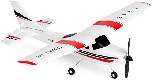 Kinderspeelgoed Weerstand naar Falling Foam Model 2.4G 3CH RC Airplane Drone Toys Fixed Wing Glider Remote Plane Outdoor Aircraft Stabiel Makkelijk weten de goede werking Boy Toy For Kids 6+