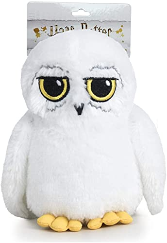 Peluche de Hedwig, Lechuza Blanca de Harry Potter, Muy Suave, 23 cm