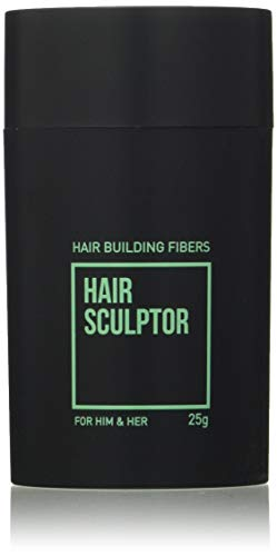 Sibel Hair Sculptor Building Fibers Tratamiento Capilar Tono Dark Brown - 25 gr