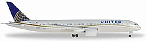 Herpa 528238 B787 9 ited Airlines