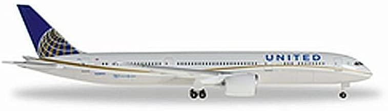 HERPA United 787-9 1/500 Reg#N38950 Vehicle