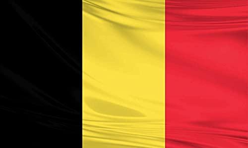 Belgische Flagge, 90 x 150 cm,...