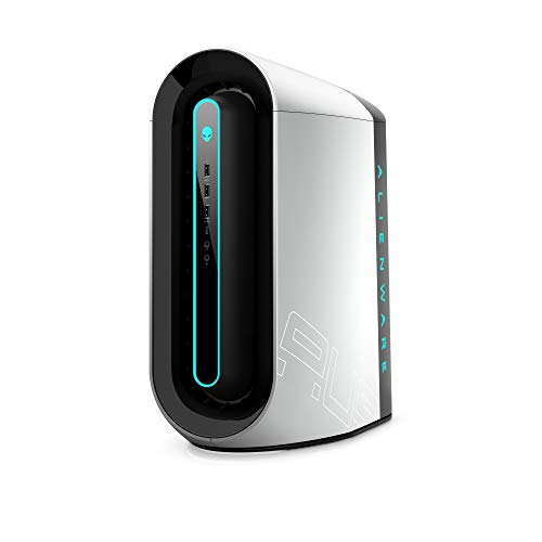 Alienware Aurora R9 Gaming Desktop, 9th Gen Intel Core i7 9700, NVIDIA GeForce RTX 2070 8GB GDDR6, 512GB SSD +1TB HDD Storage, 16GB RAM, AWAUR9-7506WHT-PUS