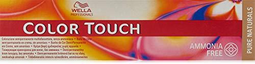 Wella - 6 0 Biondo Scuro Color Touch Senza Ammoniaca- Linea Pure Naturals