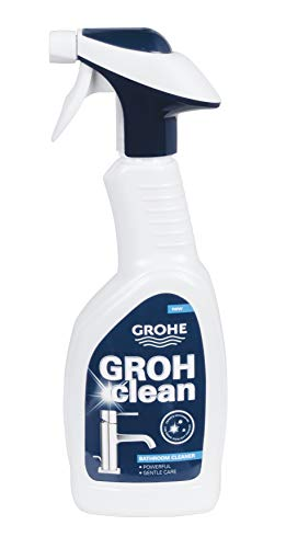 GROHE | Zubehör - Armaturen und Badreiniger | 500ml Sprühflasche; auf Zitronensäurebasis | 48166000