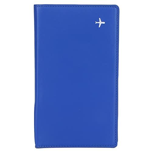 Fournyaa Organizador de Estuches, Billetera antirrobo Duradera Resistente al Desgaste para obsequios comerciales para promoción publicitaria(Blue, x-50#)