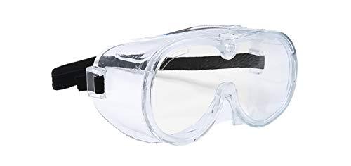 Bollé Safety G19, PSGG19204, gafas panorámicas, protección perfecta contra las gotas y salpicaduras de líquidos.