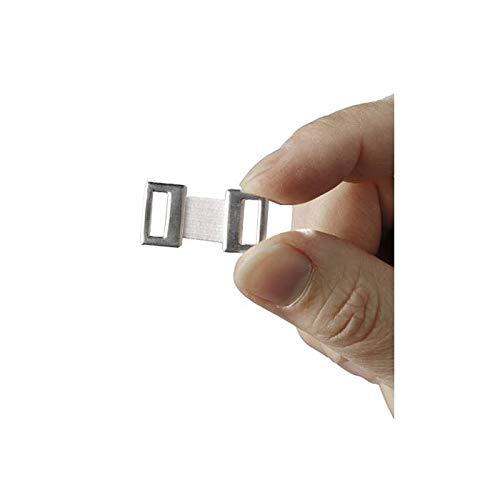 Van Heek HD0805 Heka bandage-sluiting, 100 stuks/zakje