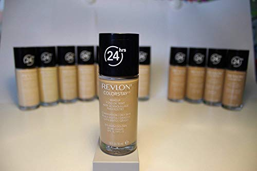 REVLON COLORSTAY MAKEUP COMB / OILY 310 Warm Golden