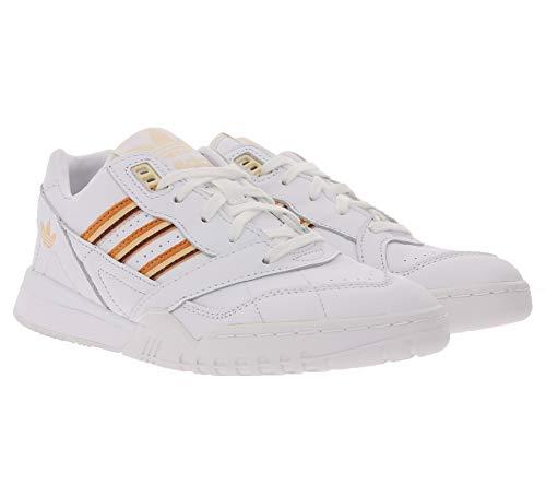 adidas Originals A.R. Trainer City - Zapatillas de deporte para mujer, con detalles de color, color blanco, color Blanco, talla 36 2/3 EU