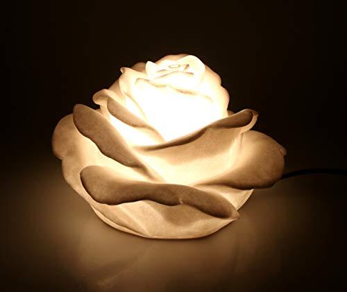 AM-Design Objet lumineux grès rose 44 x 43 x 29 cm
