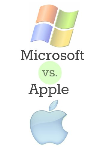 Apple vs. Microsoft: The Innovation, The Power, The Epic Nerd Catfight! (English Edition)