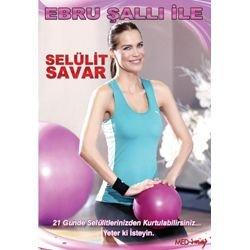 Ebru Salli Ile Selülit Savar DVD