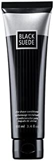 Avon Black Suede After Shave Conditioner 3.4 Ounce