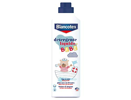 Blancotex Detergente Ropa Bebé 750 ml
