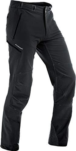 Outdoorhose Concept Farbe Schwarz, Größe XS kurzgestellt