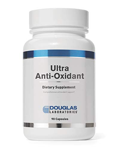 Douglas Laboratories - Ultra Anti-Oxidant - Potent Blend of Various Antioxidant Sources to Support Healthy Aging - 90 Capsules