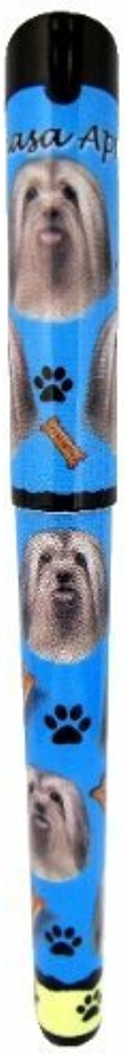 Lhasa Apso Pen Easy Glide Gel Pen, Refillable With A Perfect Grip, Great For Everyday Use, Perfect Lhasa Apso Gifts For Any Occasion by E&S Imports, Inc B018OIDOO8   Düsseldorf Eröffnung