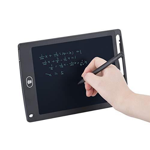 Funkprofi LCD Schreibtafel 8.5 Zoll, Grafiktabletts Digitale Schreibplatte Papierlos Elektronisches Writing Tablet Geschenk für Kinder Malen Büro Entwurf Notierung Grafik