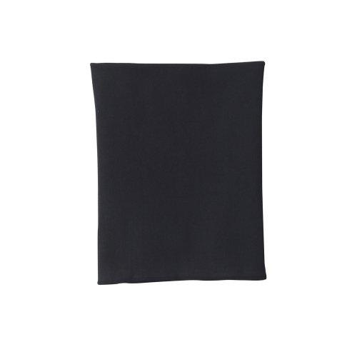 『[グンゼ] 腹巻 愛情腹巻 綿リッチ リブ 男女兼用 H1000 ブラック 日本L (日本サイズL相当)』の1枚目の画像