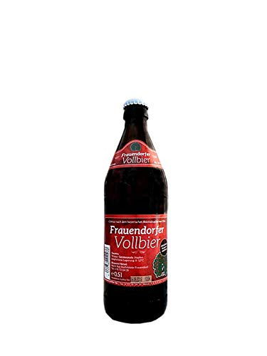 6x Frauendorfer Vollbier Brauerei Hetzel (6 Flaschen a 0,5l) fränkisches Bier