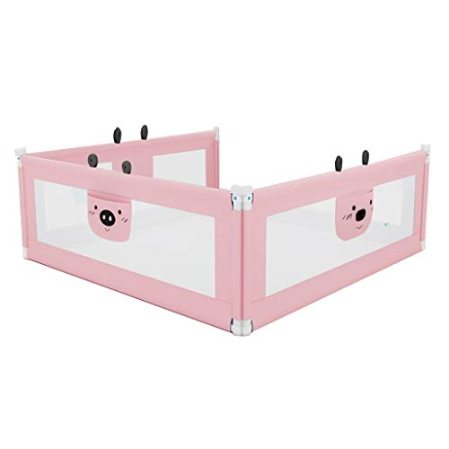 Read About Bed Rail for Toddlers Bed Rails Vertical Lifting Bed Protection Guard, Anti-Fall Bed Guar...