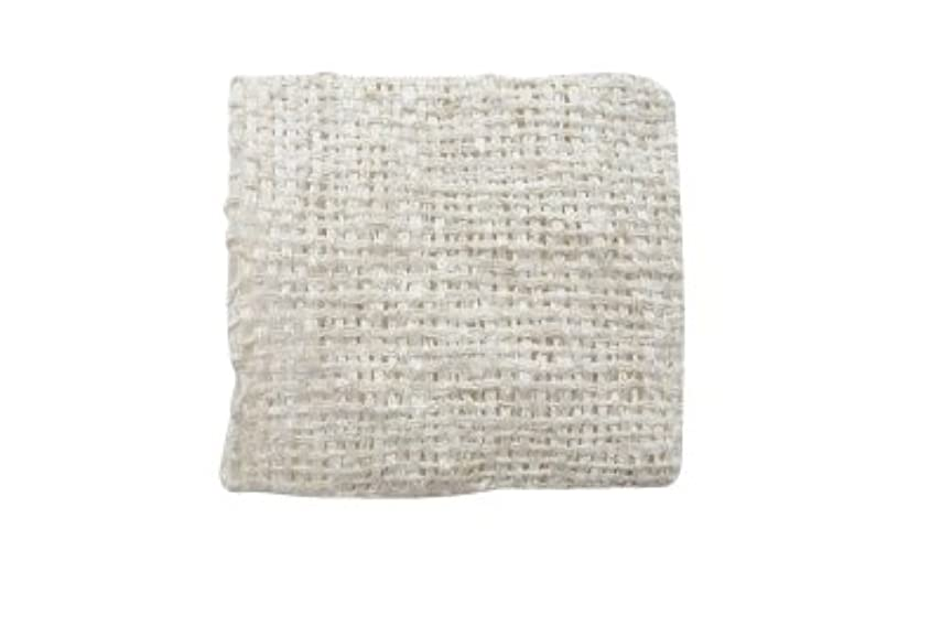 ペッカディロバース欠席きびそ(生皮苧)フェイスミトン 純国産(原糸 群馬県産) 3000デニール