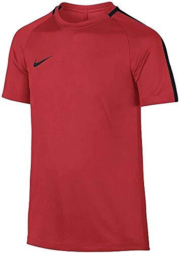Nike Kinder Academy T-Shirt, Light Crimson/Black, XL