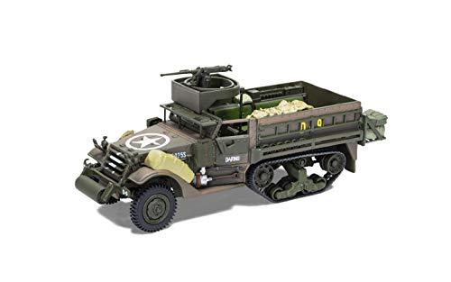 Corgi Diecast M3 Half-Track 'Daring' D Company Truck 1:50 Military Legends WWII Display Model AA60418