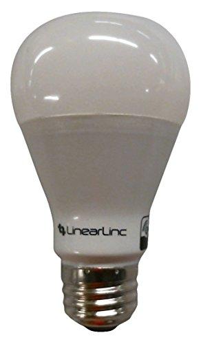 GoControl Z-Wave Dimmable LED Light Bulb, LB60Z-1