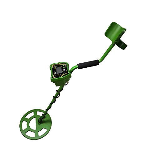 Best Bargain Ffzhushengmy TS166A Underground Metal Detector Treasure Hunter Practical Metal Detector with High- Pecision Tester Tool Portable