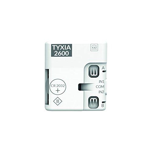 Delta Dore 6351399 TYXIA 2600 Emetteur nano module, 230 V, Blanc