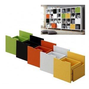 Kit Closet kubox, Naranja