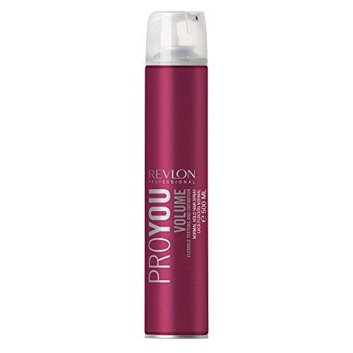 REVLON PROFESSIONAL ProYou Hairspray Volumen,1er Pack (1 x 500 ml)