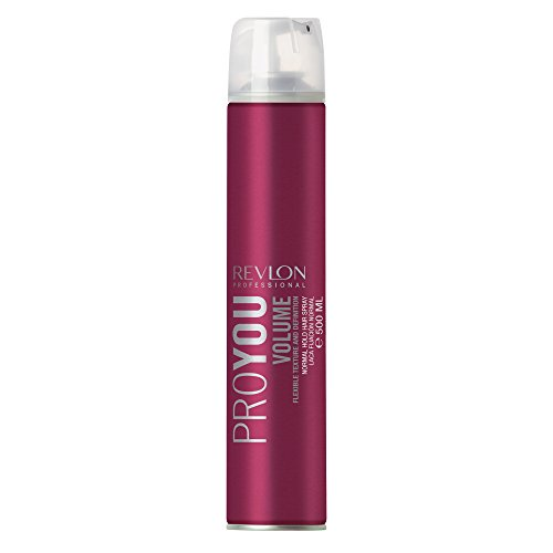 REVLON PROFESSIONAL ProYou Hairspray Volumen,1er Pack (1 x 500 ml)