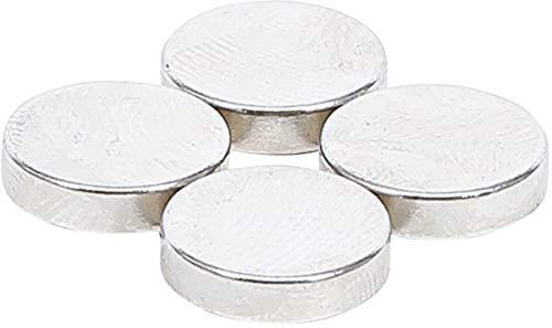 Kraftmann 79909 | Jeu d'aimants | extrapuissants | Ø 12 mm | 4 pièces