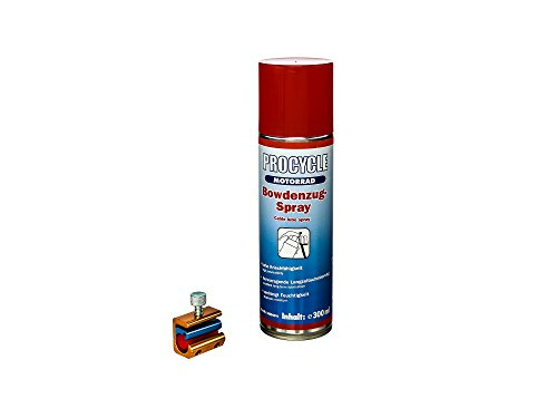 Procycle Set: Bowdenzugpflege + Öler - 300ml